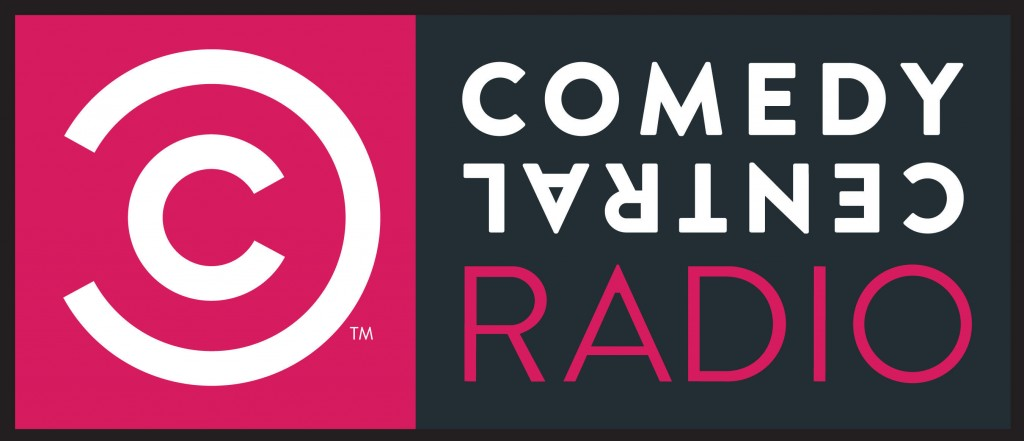 COMEDY CENTRAL RADIO LOGO