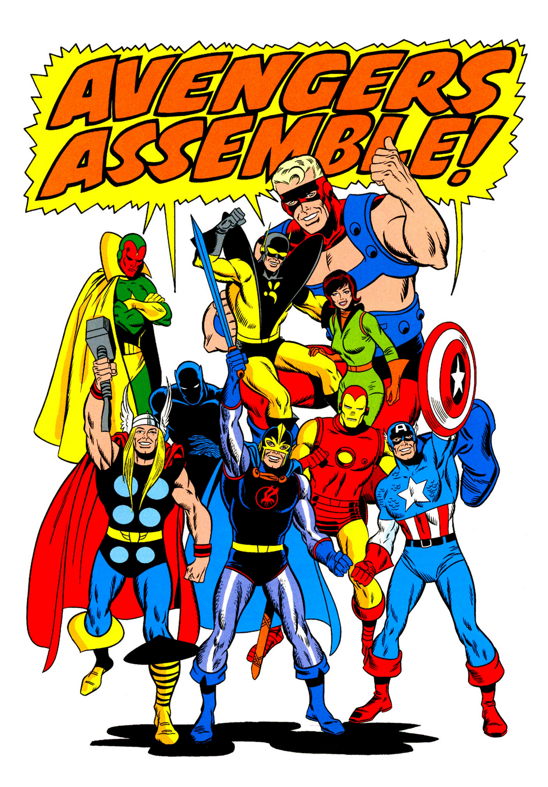 williambrucewest commonday musings avengers and the right to