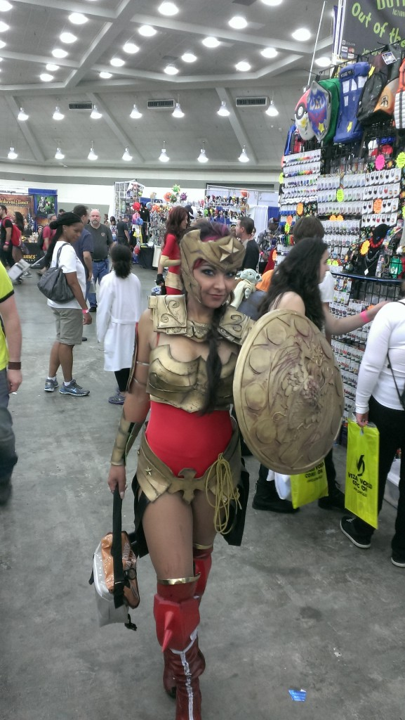 Armored Wonder Woman
