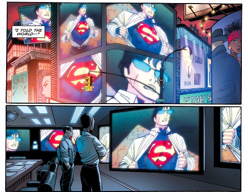 Superman 43 reveal