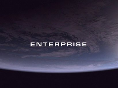 Enterprise Title Card